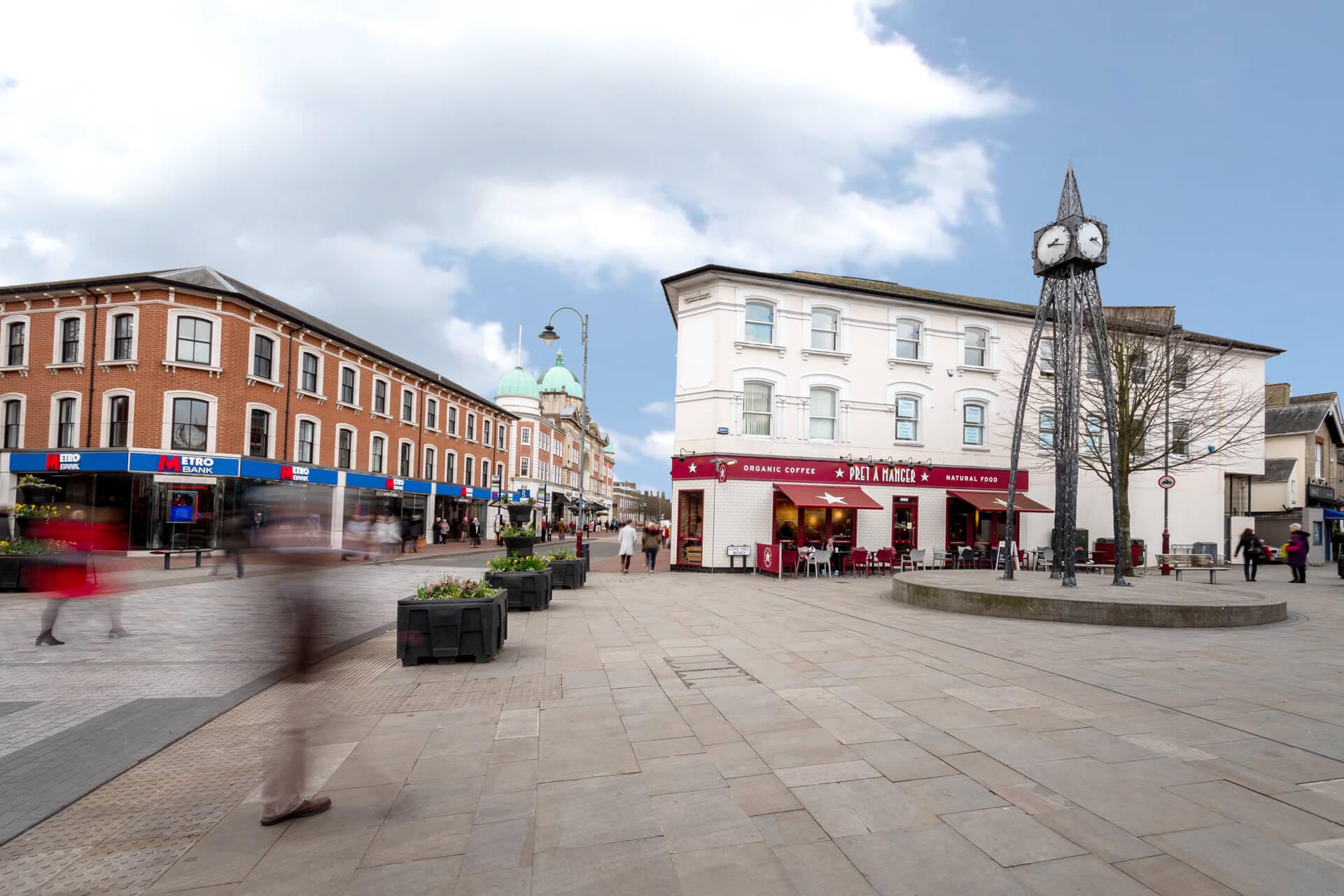 shops in tunbridge wells high street
